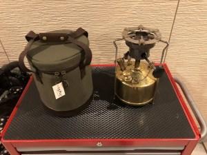 OXTOS 帆布ストーブケース #1 武井501用