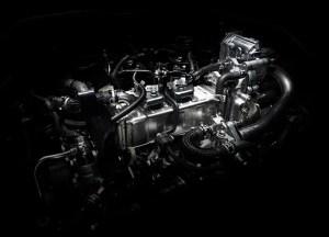 ハイエースのディーゼルエンジン 1GD-FTV