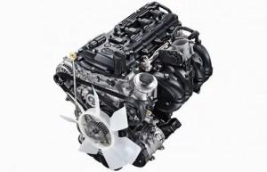 ハイエースのガソリンエンジン 1TR-FE,2TR-FE