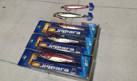 ジグパラ青物釣果