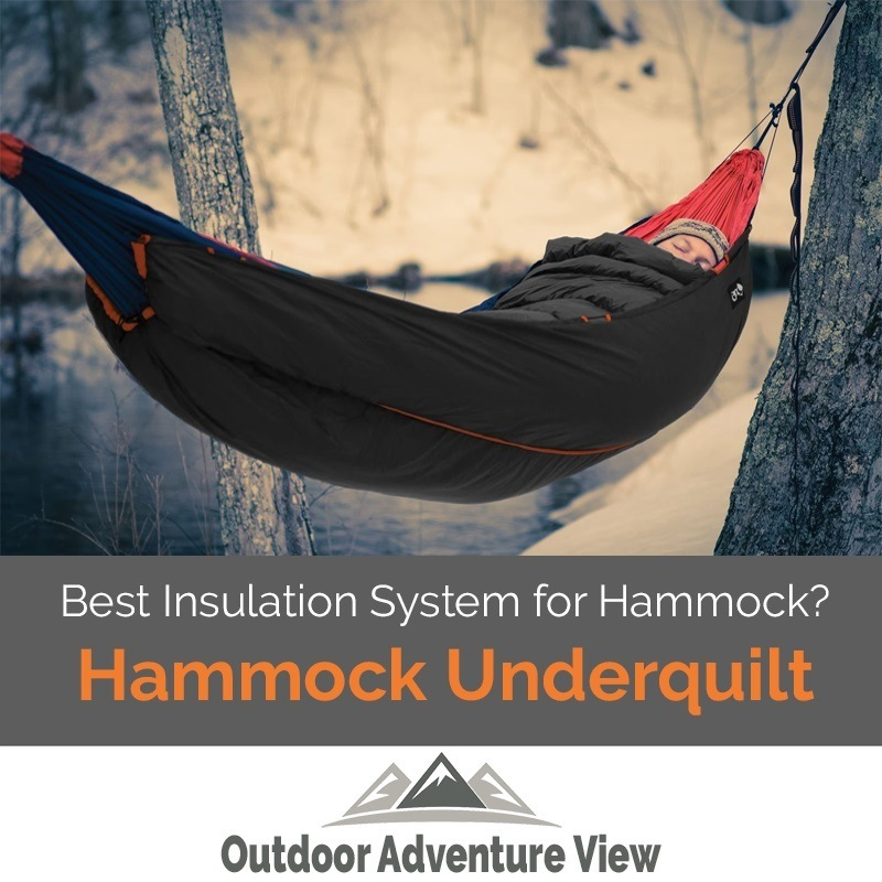 Best Hammock Underquilt Reviews Of 2018