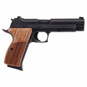 SIG Sauer P210 Standard 9mm Luger Semi Auto Pistol 5