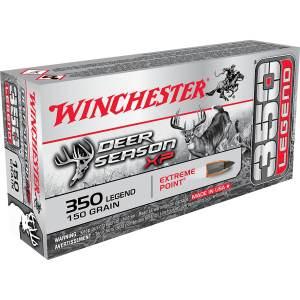Winchester Deer Season XP 350 Legend 150-Grain Ammunition