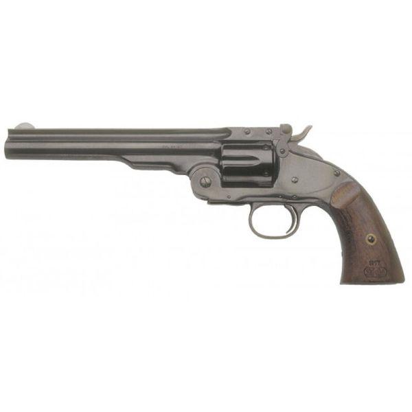 Cimarron Model 3 Schofield 38 Special 7″