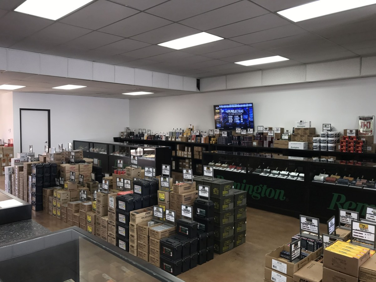 Outdoorammory Shop Image