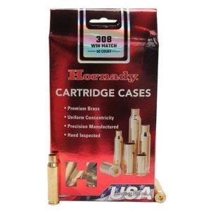 Hornady .308 Winchester Match™ Unprimed Cases