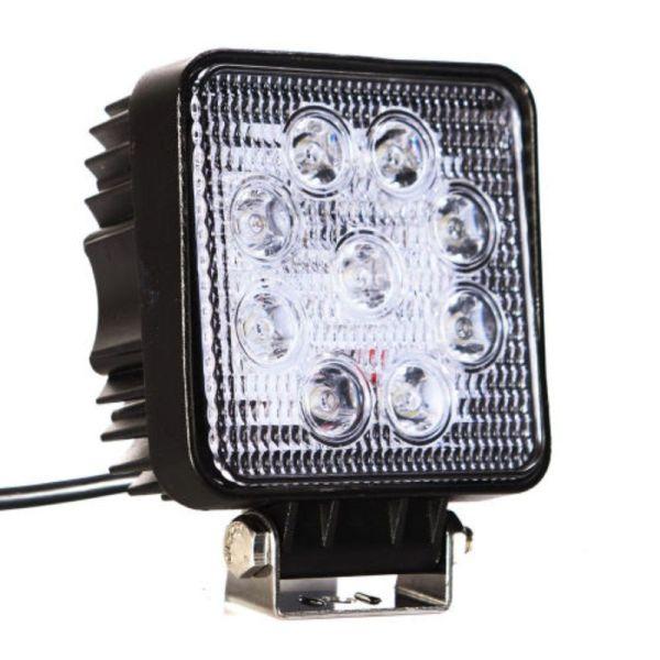 27 Watt Round LED Spotlights