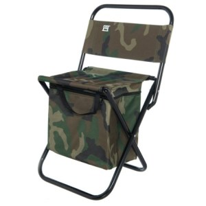 Camouflage Small Camping Chair