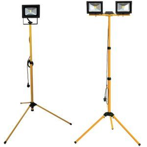 Floodlight Yellow Stand
