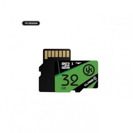 YK Design 32GB Micro SD Card