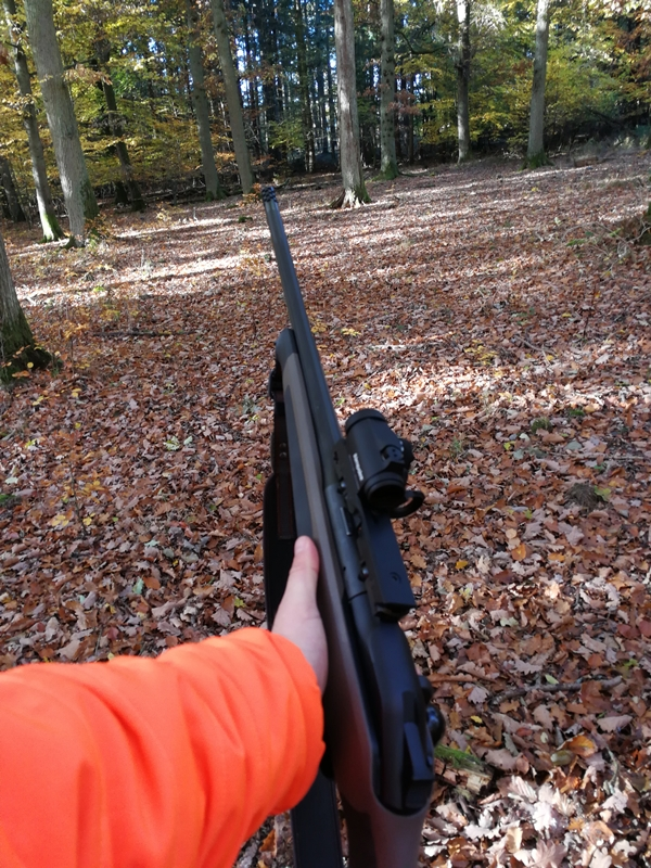 The ideal equipment kit for driven hunts