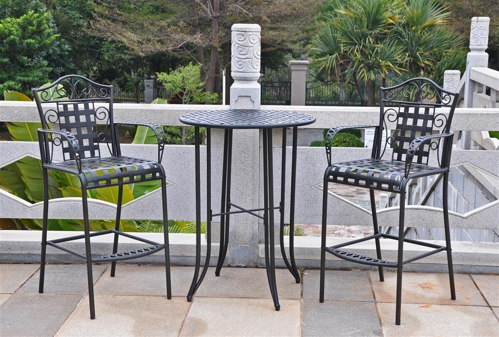 3 bar height patio dining sets to enjoy