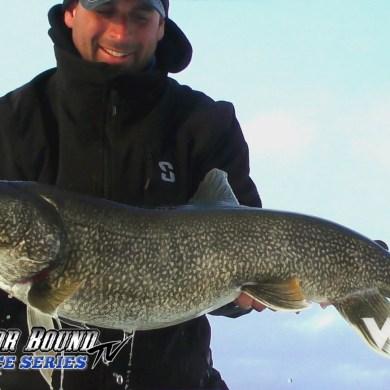 Outdoor Bound TV Hardwater Manitoba Lake Trout
