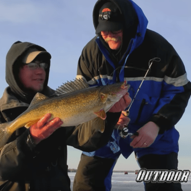 Greenbay Walleye