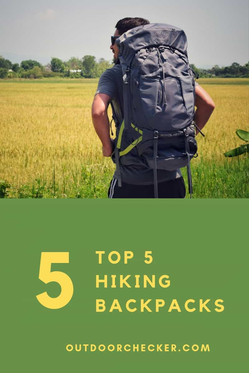 Backpack: Best Hiking Backpack -Buying Guide