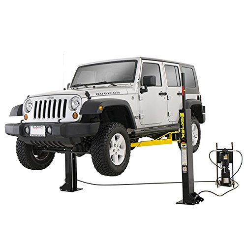 The Best Car Lift for Your Home Garage (2 & 4 Post Lifts ...