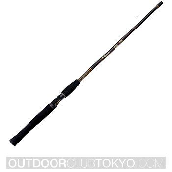 Shakespeare Two-Piece Medium Action Ugly Stik Spinning Rod