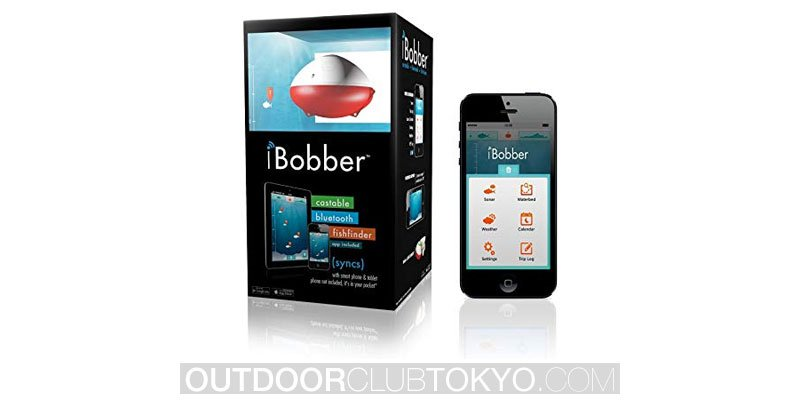 iBobber castable fish finder