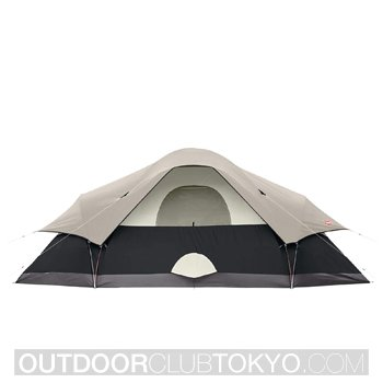Coleman Red Canyon 8-Person Modified Dome Camping Tent