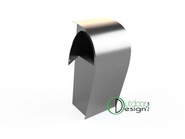 Custom made mail box nz
