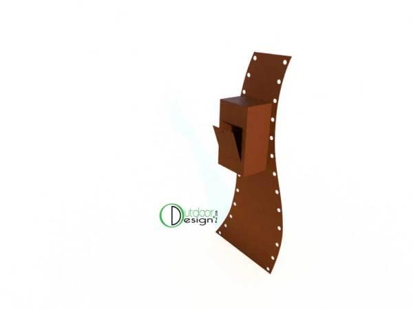 custom style letter box for sale