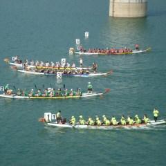 Dragon Boat racing in Thailand