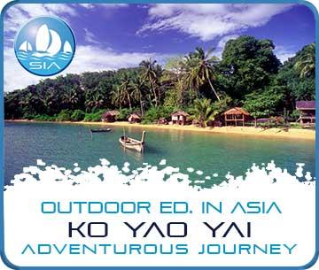 Koh Yao Yai Adventurous Journey