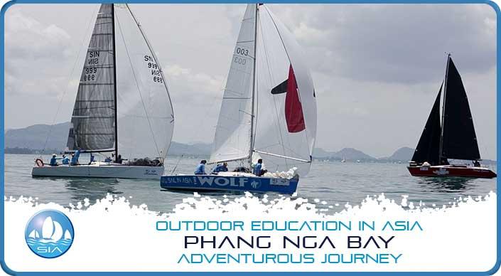 Sailing in Phang Nga Bay Adventurous Journey