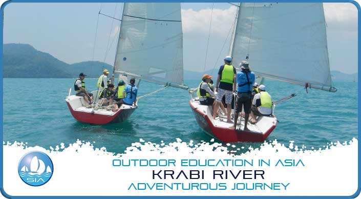 Sailing on Krabi River Adventurous Journey