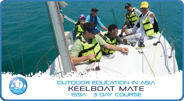 IYT Keelboat (Mate) course for teachers