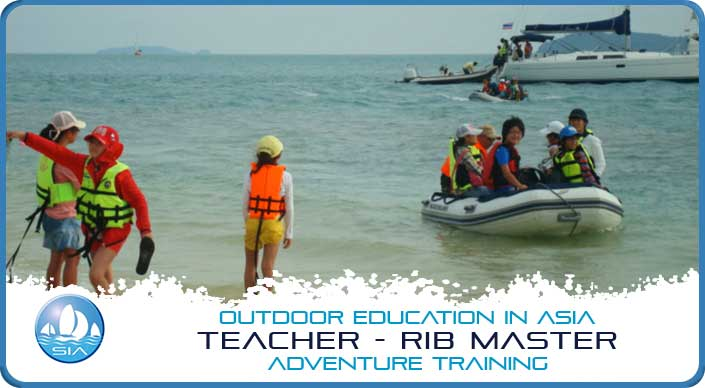 Rib master training for teachers