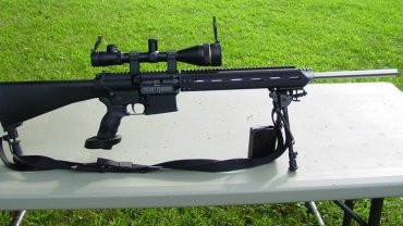 best scopes for AR 10