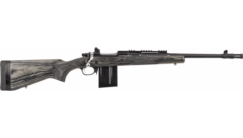 Ruger® M77 Gunsite Scout Bolt-Action Rifles