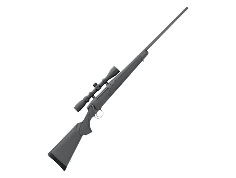 Remington 700 ADL Bolt-Action Rifle Combo