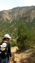 Hiking in the Rif mountains