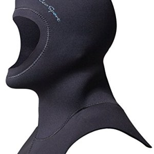 Neo Sport Multi-Density Wetsuit Hood available in three thicknesses 3/2MM - 5/3MM - 7/5MM with Flow Vent to eliminate trapped air