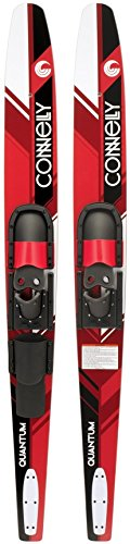 "Connelly Quantum Waterski Combo's 68"", Adjustable Bindings"