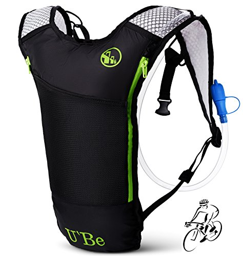 U Be Hydration Pack - Hydration Backpack - Camel Pack Water Backpack with  Insulated 2l 4fe00977a4