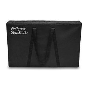 GoSports Premium Cornhole Carrying Case (Regulation Size or Tailgate Size)