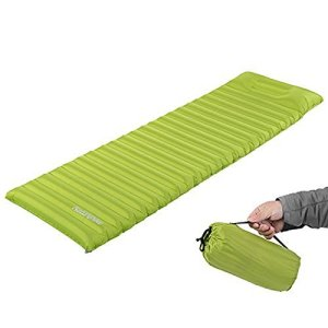 Naturehike Inflatable Airbed Mattress Tent Air Mat With Pillow Camping Moisture-proof Pad Outdoor Sleeping Mat