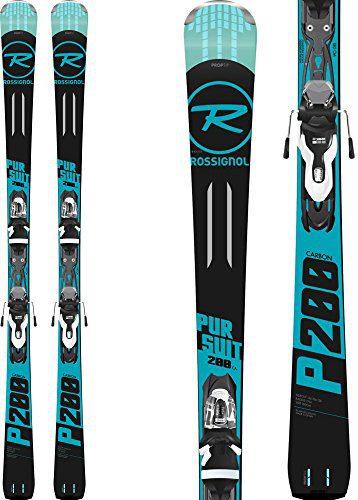 Rossignol Pursuit 200 Carbon Skis w/ XPress 10 Bindings Mens