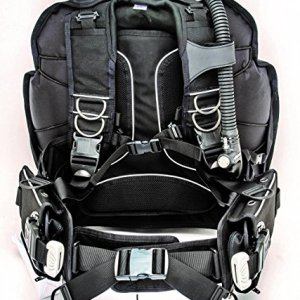 Device Makai Integrated Weights Back Inflation Bag