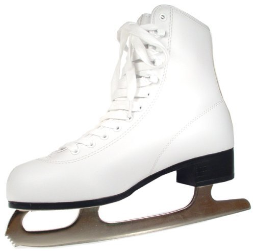 American Athletic Shoe Women's Tricot Lined Ice Skates