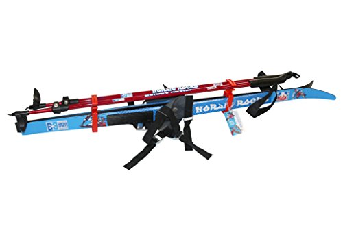 Best for novice to middle of the road youth skiers. Intended for in-track, out-of-track skiing, moving slopes and trail breaking.
