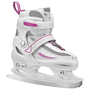 Lake Placid Summit Girls Adjustable Ice Skate
