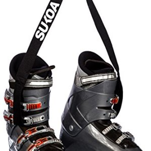 Sukoa Ski and Snowboard Boot Carrier Strap - Men & Women