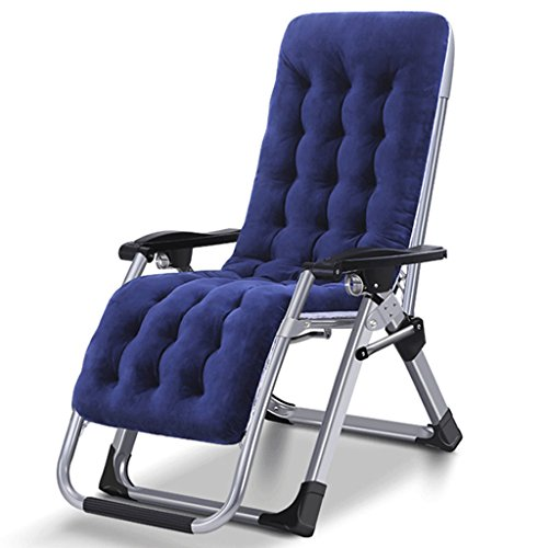 Folding Recliners With Cup Holder And Pad For Heavy People