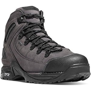 Waterproof Steel Gray Outdoor Boots