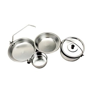 Coleman Mess Kit Aluminum, 1 Person