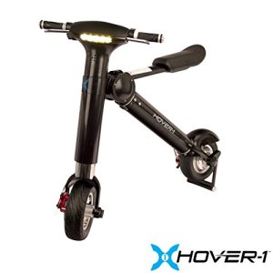 Hover-1 XLS E-Bike Folding Electric Scooter with LED Displays